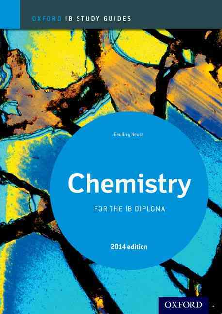 Ib Chemistry 2014 By Neuss, Geoff [Study Guide Edition]