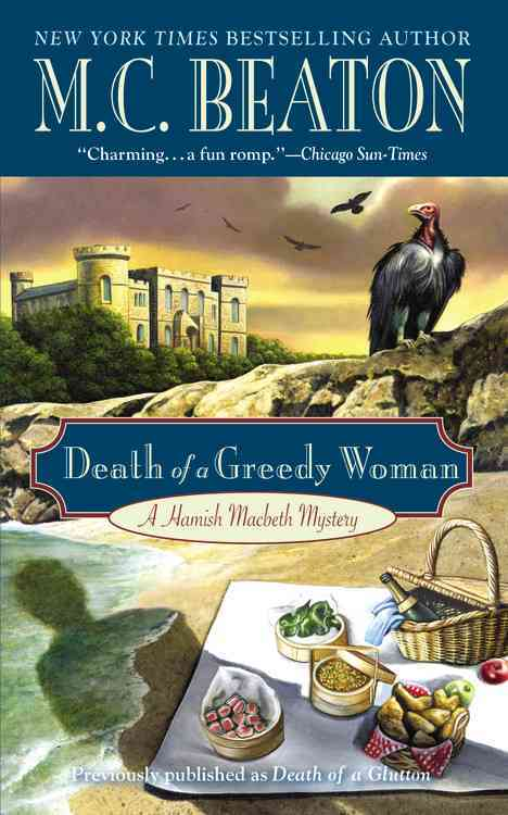 Death of a Greedy Woman By Beaton, M. C.